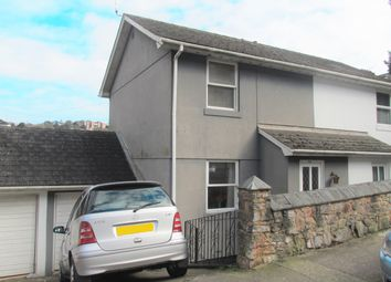 Thumbnail 2 bed semi-detached house for sale in Warren Road, Torquay