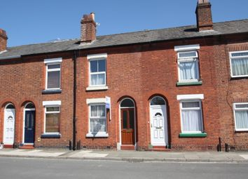 Thumbnail 2 bed terraced house to rent in 11 Park Street, Castle, Northwich, Cheshire