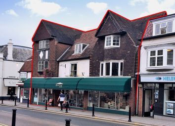 Thumbnail Retail premises for sale in 14 - 18 London Road, Sevenoaks
