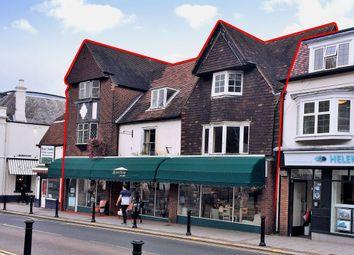 Thumbnail Retail premises for sale in 14 - 18 London Road, Sevenoaks