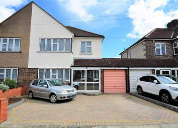 Thumbnail 3 bed semi-detached house for sale in Blackthorn Grove, Bexleyheath