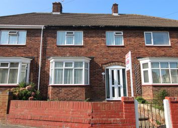 Thumbnail 3 bed terraced house for sale in 12A St. Olafs Grove, Grimsby, N.E. Lincolnshire