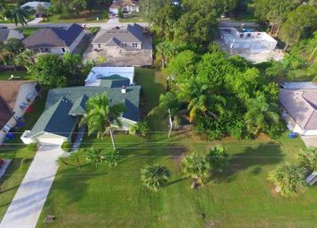 Thumbnail 3 bed property for sale in 1521 Barber Street, Sebastian, Florida, United States Of America