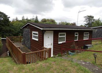 2 bed bungalow for sale in Glan Gwna Holiday Park, Caeathro, Caernarfon, Gwynedd LL55