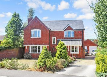 Thumbnail 4 bed detached house for sale in The Sawmills, Durley, Southampton