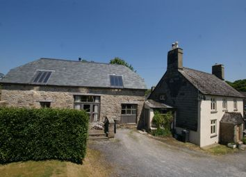 Thumbnail 5 bed detached house for sale in Widecombe-In-The-Moor, Newton Abbot