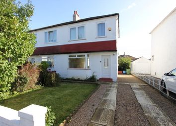 Thumbnail 2 bed semi-detached house to rent in Braefield Drive, Thornliebank, Glasgow