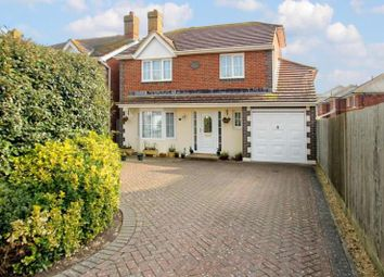 Thumbnail 4 bed detached house for sale in Cordal Close, Rustington, West Sussex
