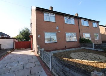 Thumbnail 3 bed semi-detached house for sale in Nursery Road, Urmston, Manchester