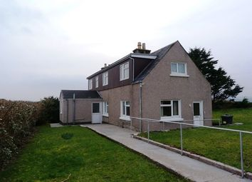 Thumbnail 3 bed detached house for sale in Leurbost, Lochs