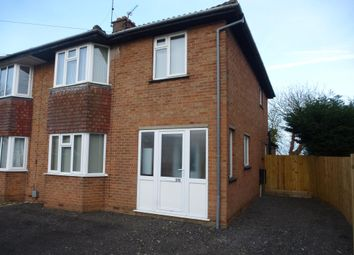 Thumbnail 3 bedroom semi-detached house to rent in Wisbech Road, March