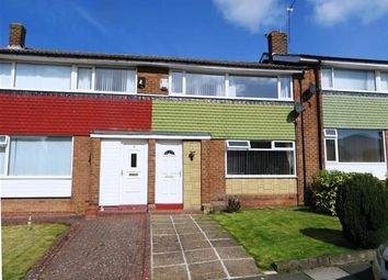 Thumbnail 3 bed semi-detached house for sale in Chadderton Drive, Chapel House, Newcastle Upon Tyne