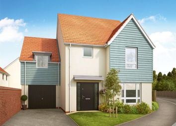 Thumbnail 4 bed detached house for sale in Camomile Lawn, Weston Lane, Totnes, Devon