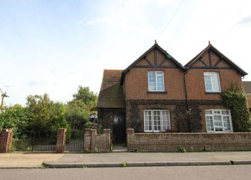 Thumbnail 3 bedroom semi-detached house for sale in Mill Road, Deal