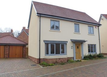 Thumbnail 4 bed detached house to rent in Watlington Gardens, Great Warley, Brentwood