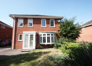 Thumbnail 4 bed detached house to rent in Madeira Road, West Byfleet