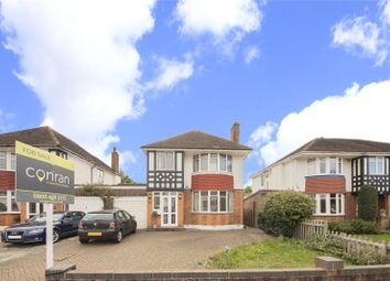 Thumbnail 3 bed link-detached house for sale in Upwood Road, Lee, London