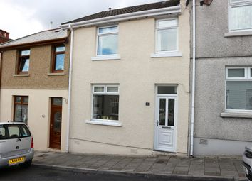 Thumbnail 2 bed terraced house for sale in Woodland Place, Thomastown, Merthyr Tydfil