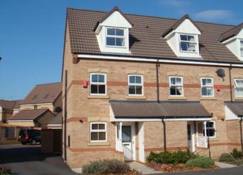 Thumbnail 3 bed semi-detached house to rent in Heron Drive Bracken Park, Gainsborough