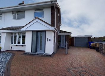 Thumbnail 3 bed semi-detached house for sale in Masefield Road, Blurton, Stoke-On-Trent