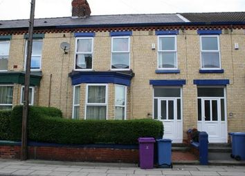 Thumbnail 5 bedroom terraced house to rent in Edgerton Road, Wavertree, Liverpool