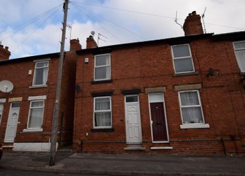 Thumbnail 2 bed end terrace house for sale in Muriel Street, Bulwell, Nottingham