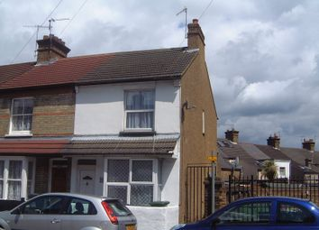 Thumbnail 2 bed end terrace house to rent in Leavesden Road, Watford