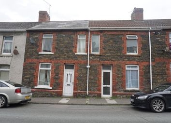 Thumbnail 2 bed terraced house for sale in Cross Street, Neath