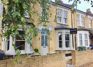 Thumbnail 4 bed terraced house for sale in Mornington Road, London