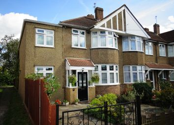 Thumbnail 5 bed property for sale in Parkfield Crescent, Feltham