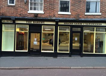 Thumbnail Leisure/hospitality for sale in King Street, Leicester