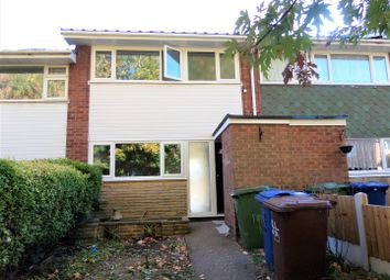 Thumbnail 3 bed terraced house to rent in Moss Green, Rugeley