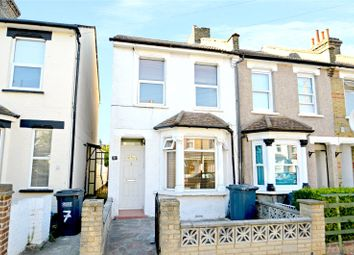 Thumbnail 3 bed end terrace house to rent in Exeter Road, Addiscombe, Croydon