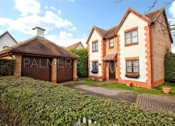 Thumbnail 4 bed detached house for sale in Gavin Way, Myland, Colchester