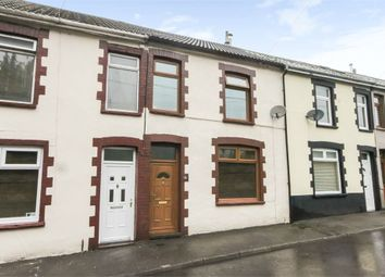 Thumbnail 2 bed terraced house for sale in Cavell Street, Glyncorrwg, Port Talbot, West Glamorgan