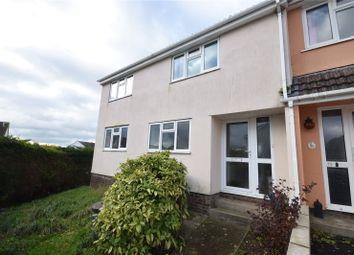 Thumbnail 3 bed semi-detached house for sale in Parkes Road, Torrington