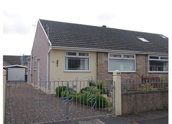 Thumbnail 2 bed semi-detached bungalow for sale in Hawkshead Drive, Morecambe