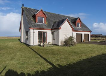 Thumbnail 4 bed detached house for sale in Brough, Thurso, Caithness, Highland