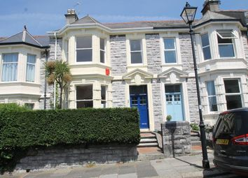 Thumbnail 4 bed terraced house for sale in Glenhurst Road, Plymouth