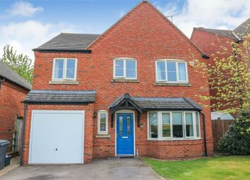 Thumbnail 5 bed detached house for sale in Brunt Lane, Woodville, Swadlincote, Derbyshire