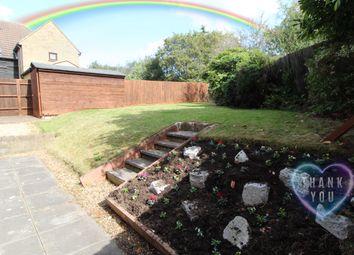 Thumbnail 2 bed semi-detached house to rent in Blatherwick Court, Shenley Church End, Milton Keynes