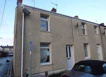 Thumbnail 2 bed end terrace house to rent in Elias Street, Neath, West Glamorgan.