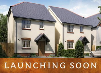 Thumbnail 3 bed semi-detached house for sale in The Fold, Home Farm, Exeter