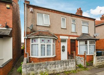 4 bed semi-detached house for sale in Crescent Avenue, Stoke, Coventry CV3