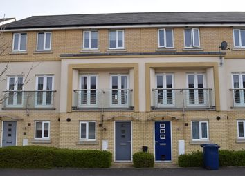 Thumbnail 3 bed terraced house for sale in Lancaster Gate, Cambourne