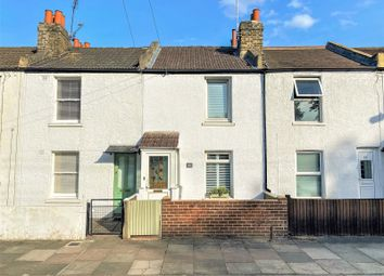 Thumbnail 2 bed terraced house for sale in Sutcliffe Road, Plumstead Common, London
