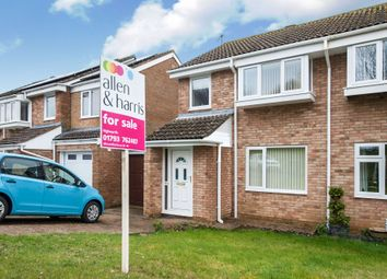 3 bed semi-detached house for sale in The Cullerns, Highworth, Swindon SN6