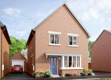 "Thumbnail 4 bed detached house for sale in ""The Clifton"" at Main Road, Kempsey, Worcester"