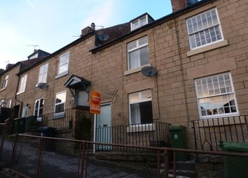 Thumbnail 2 bed terraced house to rent in Parkside, Belper, Derbyshire