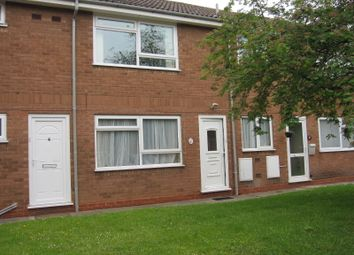 Thumbnail 1 bed flat to rent in Caldwell Court, Caldwell Grove, Solihull
